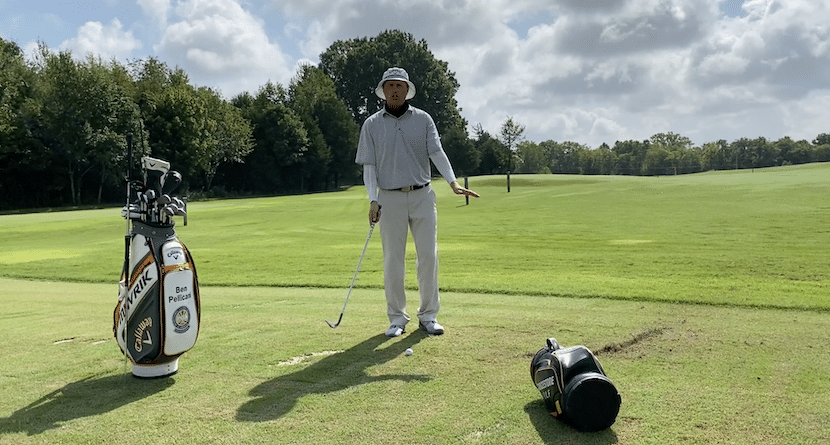 How To Hit Distance Wedges Low