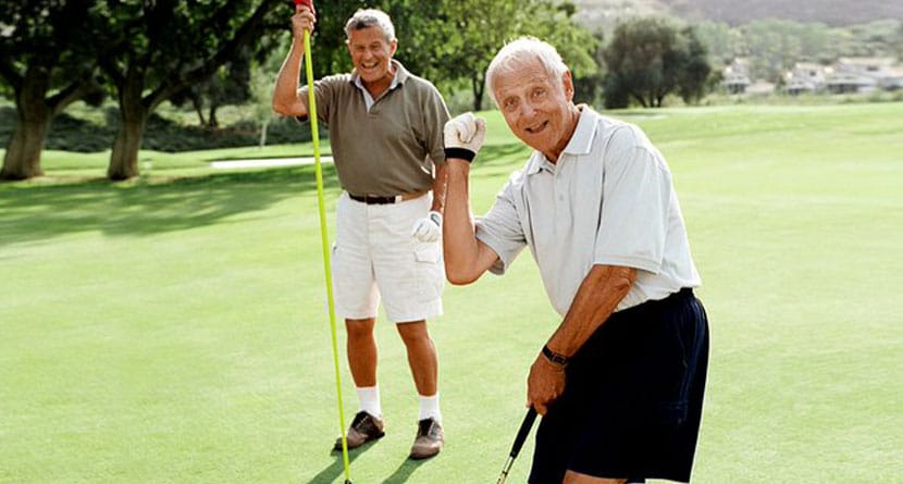 Study: Golf Provides 'Significant Health Benefits' For Older Golfers