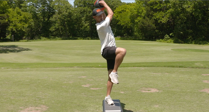 Powerful Exercise For More Clubhead Speed