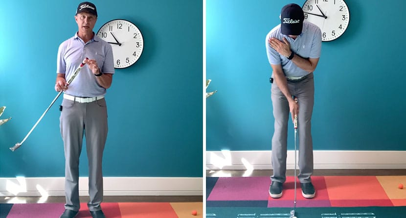 How The Best Players Release The Putter