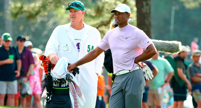 What Does Tiger Need To Do To Compete At Augusta?