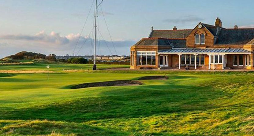 Unexploded Military Bombs Found At Royal Troon