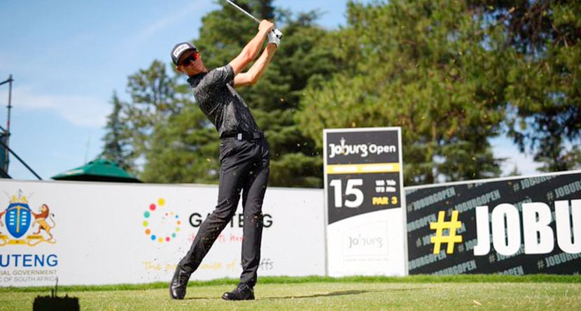 Move Over Bryson: South African Pro Bombs 439-Yard Drive