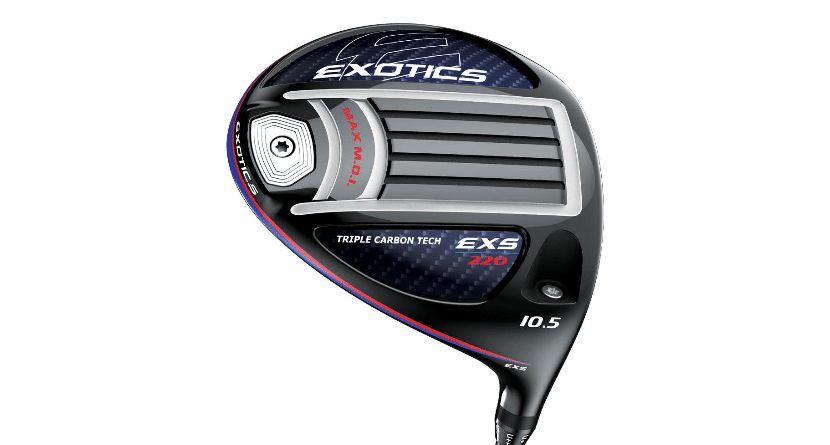 Masters Giveaway: Tour Edge Exotics EXS 220 Driver