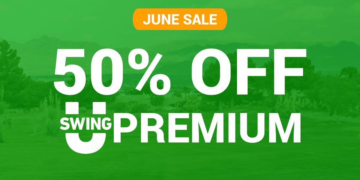 50% Off Premium