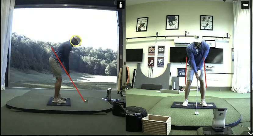 Depth In Your Backswing