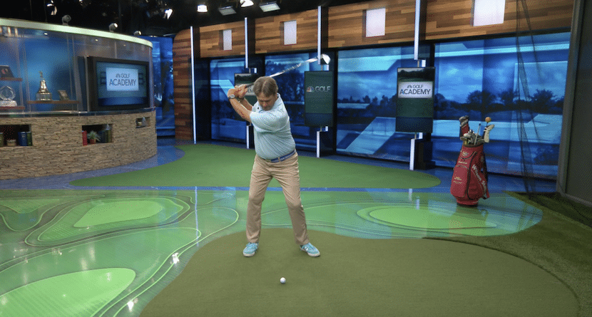 """""""Swing Slow"""" Only If You Don't Want To Hit It Farther"""