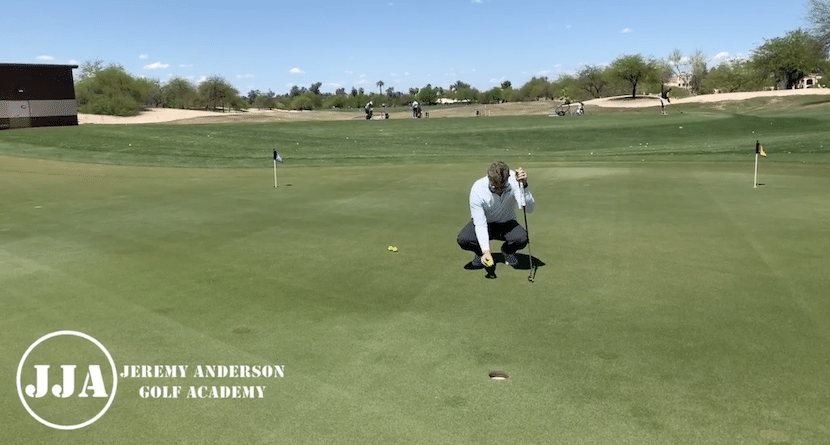 Create A Consistent Putting Routine
