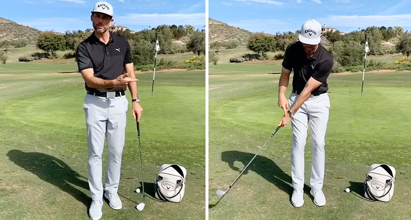 How To Hit The 3 Basic Chip Shots