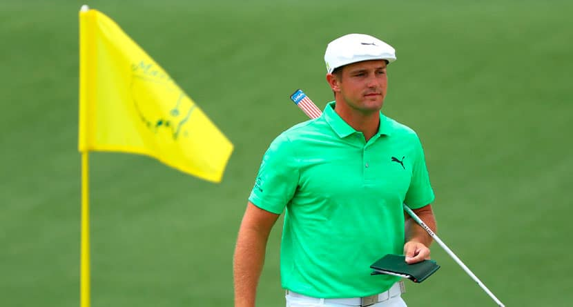 How Bryson DeChambeau Plans To Overpower Augusta National