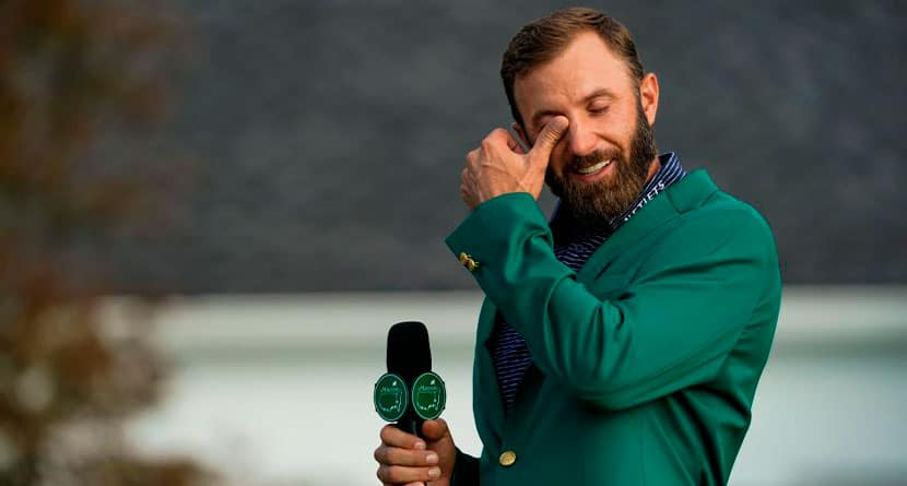 DJ Gets Choked Up In Emotional Interview After Winning Masters