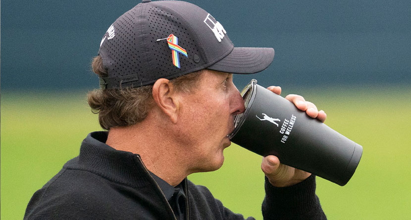 Review: Phil Mickelson's Coffee For Wellness