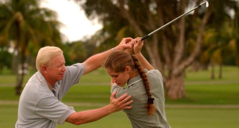 The Complexity Of Power In Golf – The Clubhead Transition / The Touch Muscles