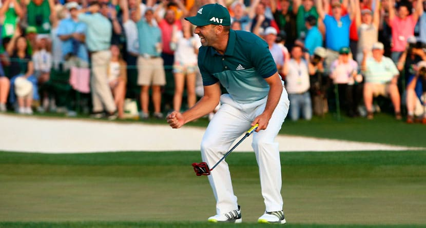 Garcia Among Three Past Champions To Drop Out Of Masters