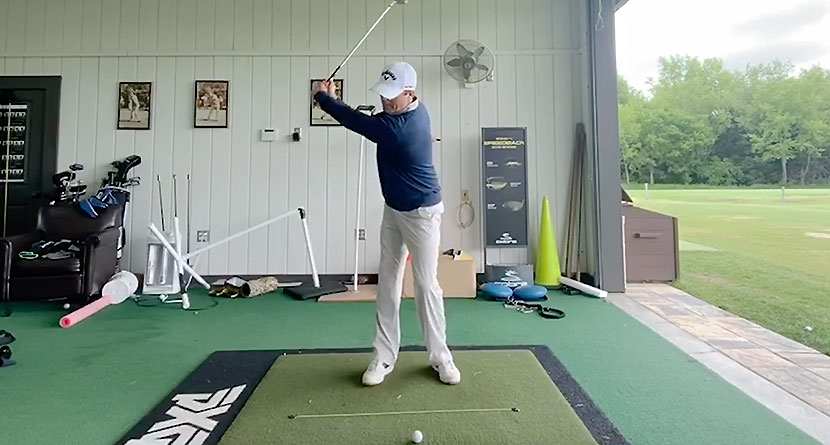 Create Efficient Swing Speed With More Width