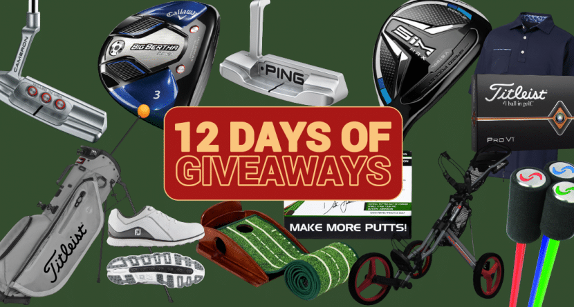 SwingU Premium's 12 Days Of Holiday Giveaways