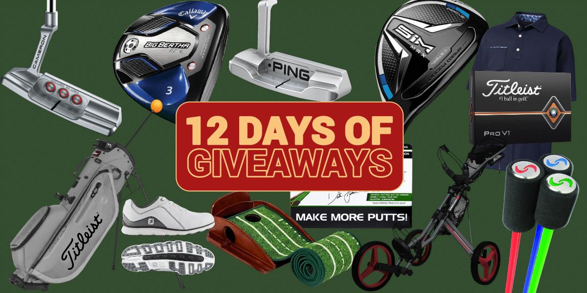SwingU Premium's 12 Days Of Holiday Giveaways