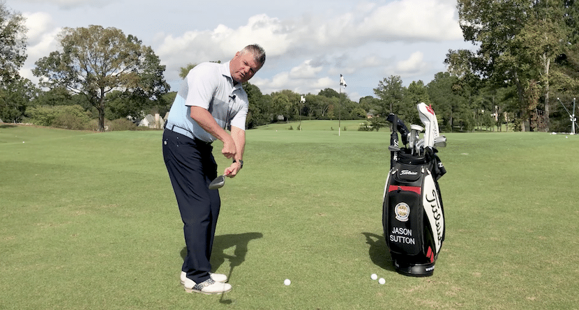 Improve Your Wedge Play By Understanding How To Land The Club Properly