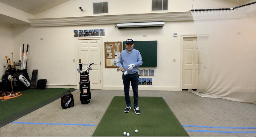 Characteristics Of A Chipping Stroke