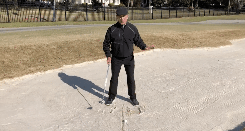 Perfect Your Distance Bunker Shot