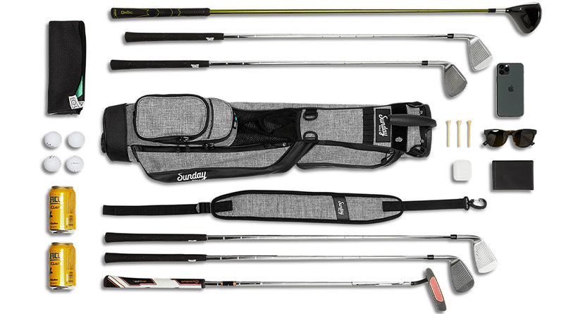 Review: Sunday Golf's Loma Bag