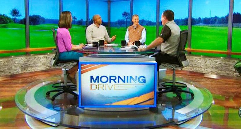 Golf Channel's Morning Drive Goes Off The Air For Final Time
