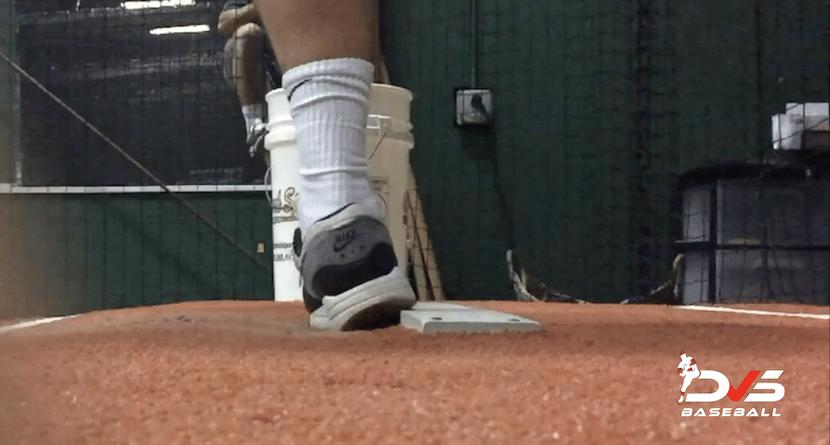 Back Leg Energy Progression