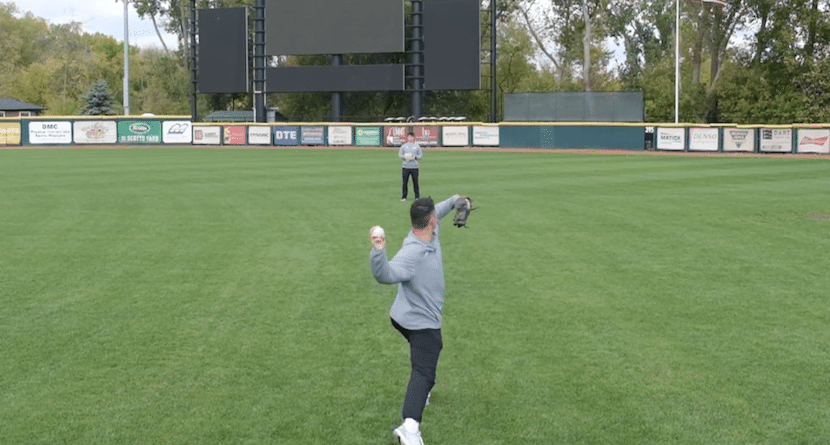 How To Properly Long Toss