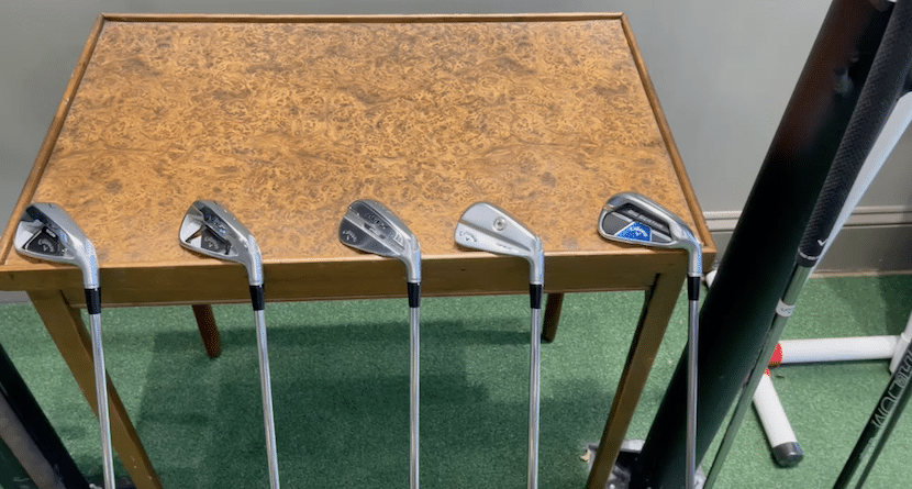 2021 New Callaway Irons, Hybrids and Drivers!
