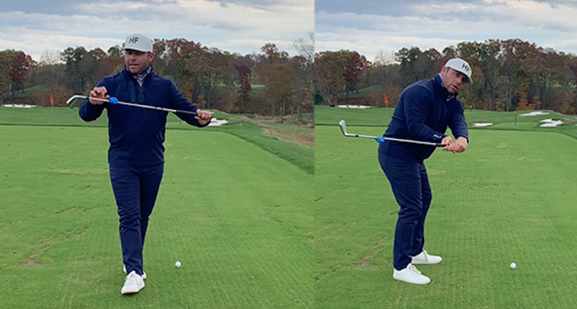 Shallow Out Your Downswing