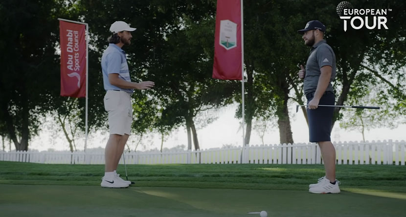 "Euro Tour Releases Hilarious ""Angry Golfers"" Skit"