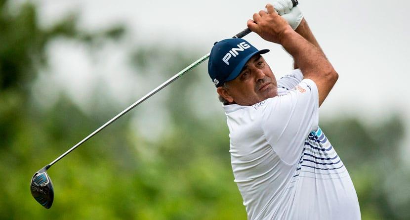 Former Masters, U.S. Open Champ Cabrera Arrested In Brazil