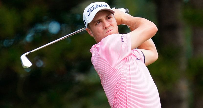 Justin Thomas Apologizes For Using Anti-Gay Slur