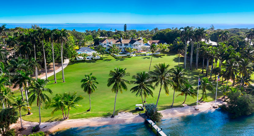 Norman Selling $59.9 Million Florida Estate Next Door To Tiger