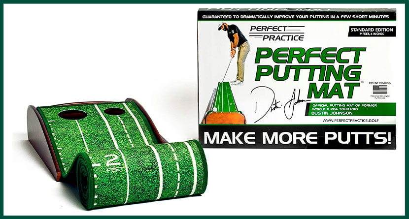 SwingU Giveaway: Perfect Practice Putting Mat