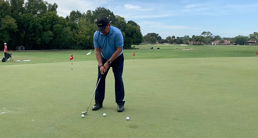 Learn Distance Control To Eliminate Three-Putts