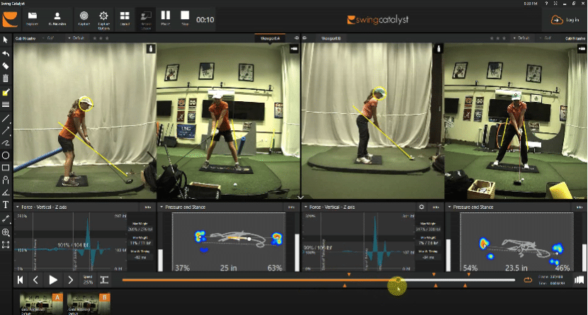 Are You Using Your Pivot Design In Your Golf Swing?