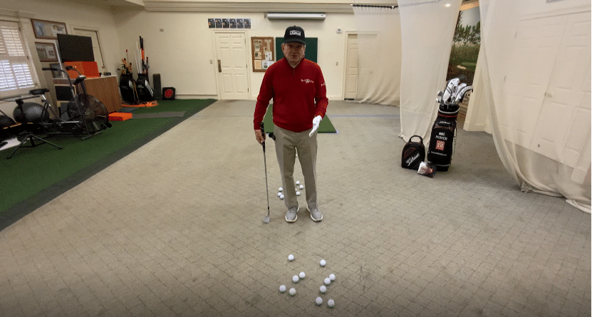 How To Practice – One Leg Chip Drill