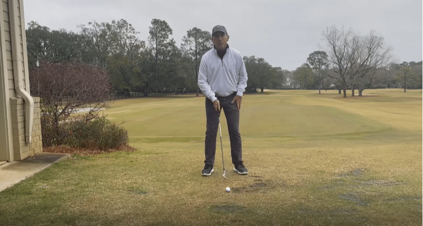 Step Drill For Maintaining And Improving Stance Width And Sequencing