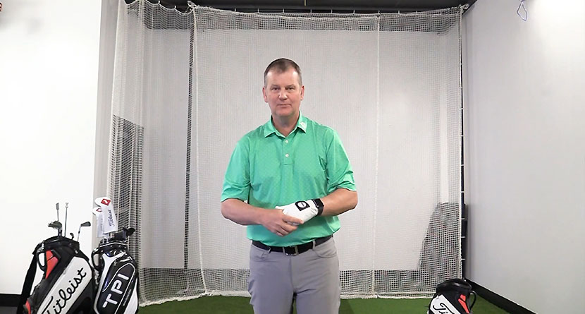The Basics Of Wrist Angles In Your Full Swing