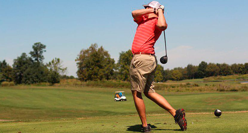 How Fast Should You Swing, According To Your Handicap
