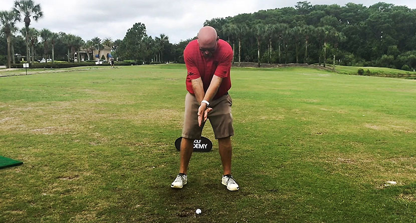 Great Stretch For A Better Backswing