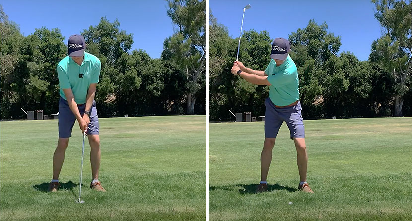 Three Adjustments For Playing From The Rough