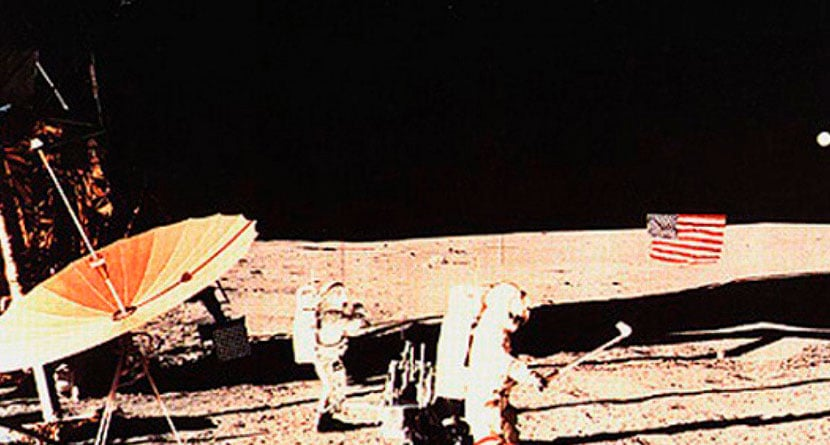 Remastered Images Reveal How Far Astronaut's Moon Shots Traveled