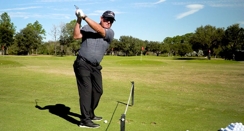 Improve Your Plane & Path For Better Ball-Striking