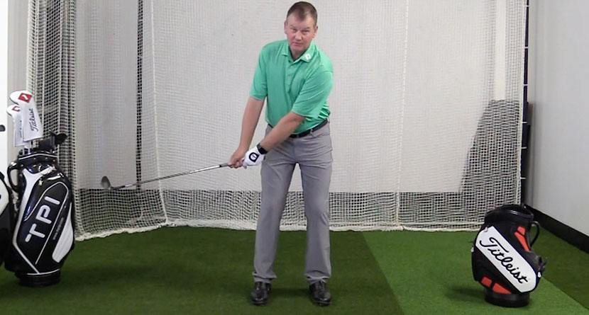 The Secret To Hitting Perfect Pitch Shots