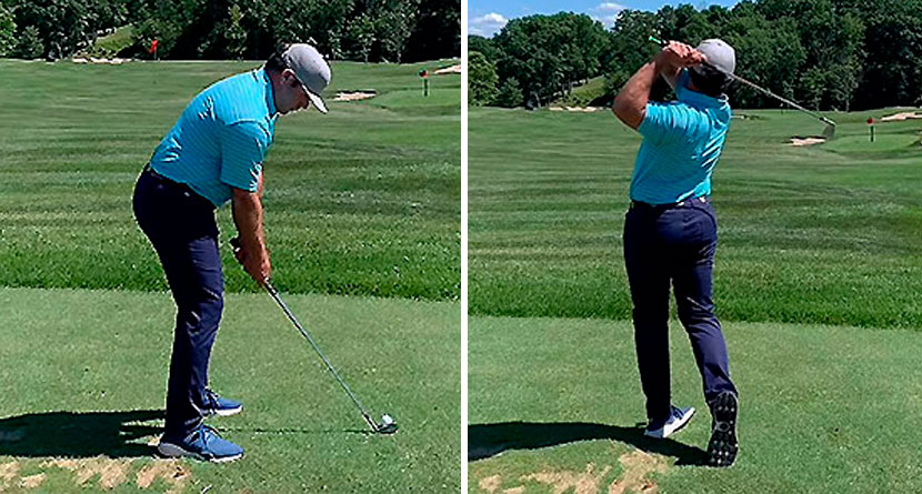 Shallow Out Your Swing For Better Contact