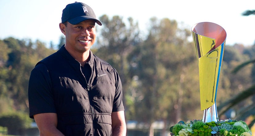 Tiger Woods Involved In Serious Single-Car Rollover Accident