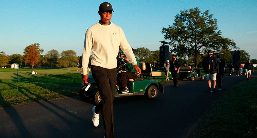 Medical Experts Explain Timeline, Obstacles For Tiger Woods' Recovery