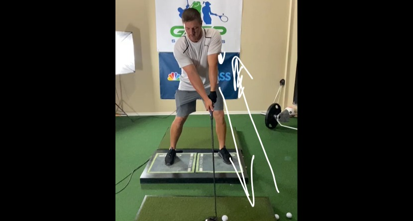 Swing Analysis With Force Plates